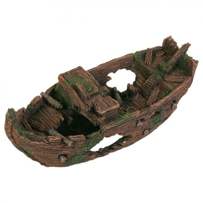 Trixie Laivan hylky -koriste 29cm