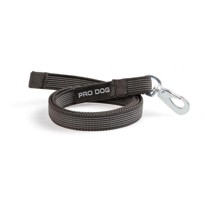 Pro Dog Grip liina musta