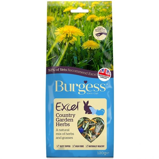 Burgess Excel Country Garden yrtit