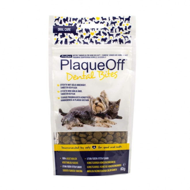 PlaqueOff Dental Bites
