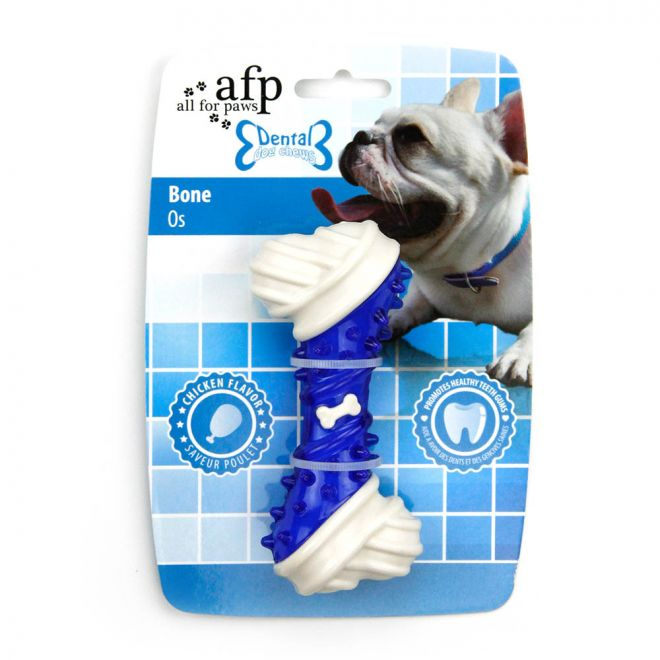 All For Paws Dental Bone kananmakuinen (13 cm)