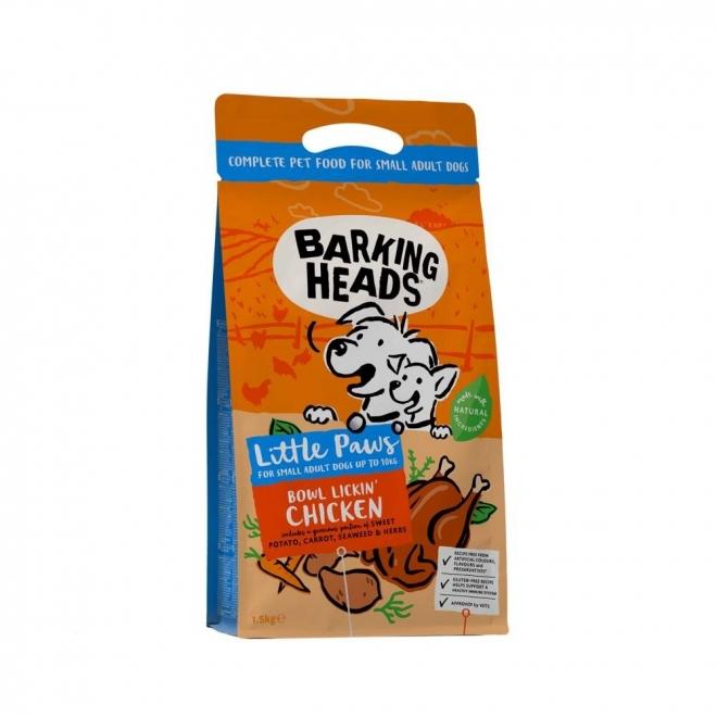 Barking Heads SB Bowl Lickin Chicken (1,5 kg)