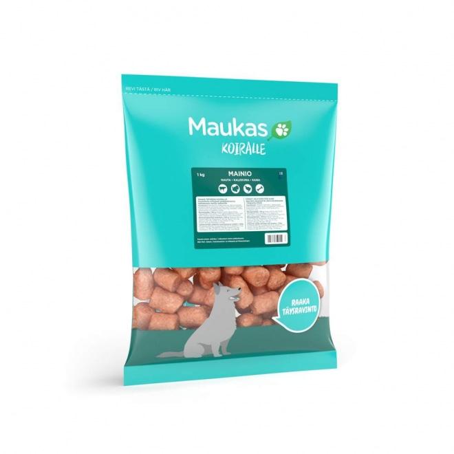 Maukas Mainio raakatäysravintopulla 1 kg