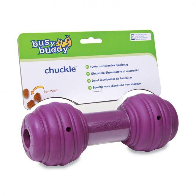 Busy Buddy Chuckle (Lila)