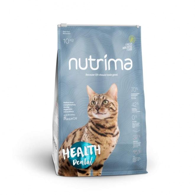 Nutrima Cat Health Dental (10 kg)
