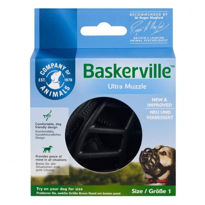 Baskerville ultra kuonokoppa