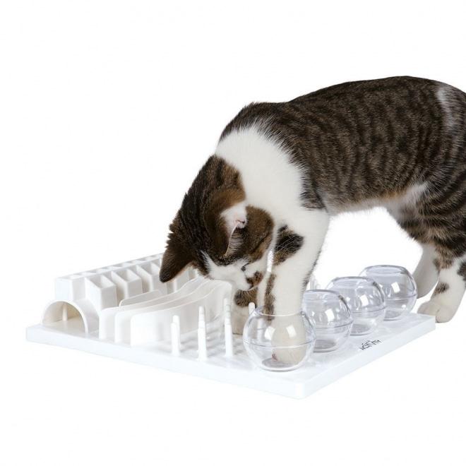 Trixie Cat Activity Fun Board aktivointilelu
