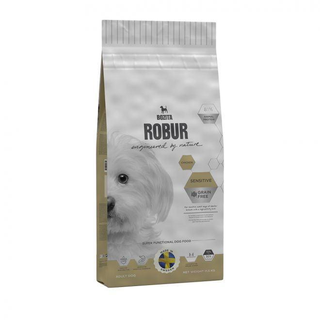 Bozita Robur Sensitive Grain Free Chicken (11,5 kg)