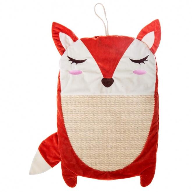 Little&Bigger Fox raapimamatto