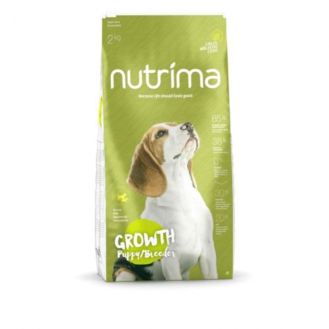 Nutrima Growth Puppy/Breeder koiranruoka (2 kg)