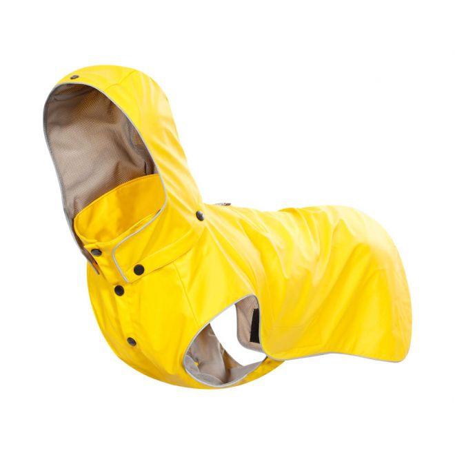 Rukka Stream sadetakki keltainen