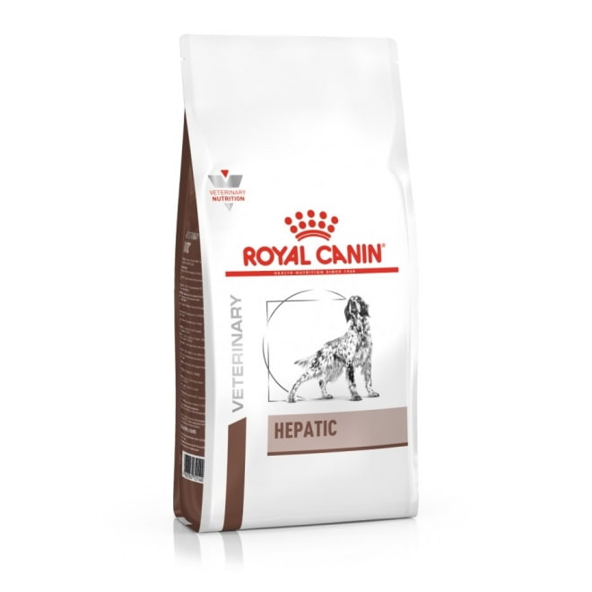 Royal Canin Veterinary Diets Dog Hepatic