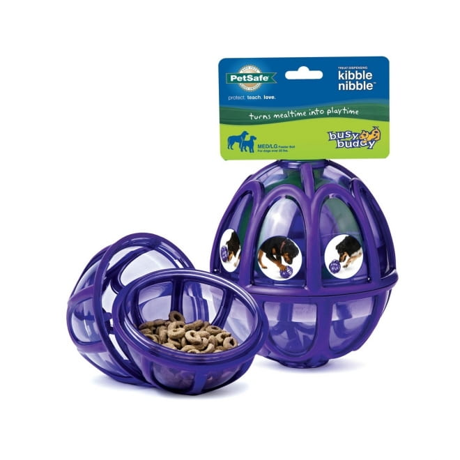 Busy Buddy Kibble Nibble Feeder Ball