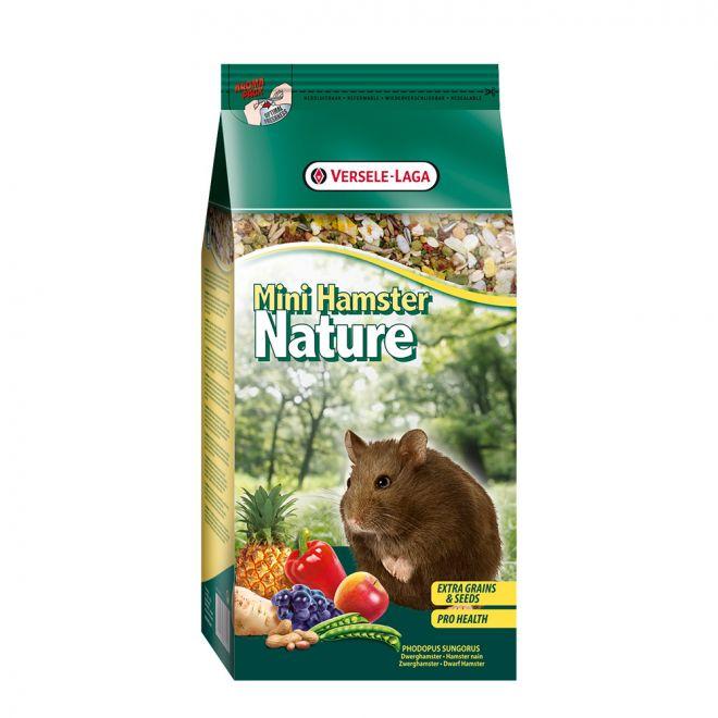 Versele-Laga Nature Mini Hamster 400 g (400 grammaa)