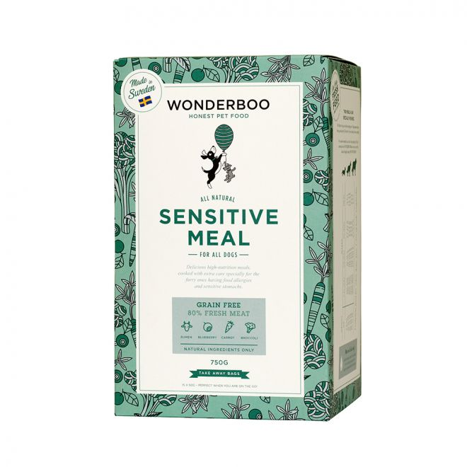 Wonderboo Adult Sensitive Grain Free