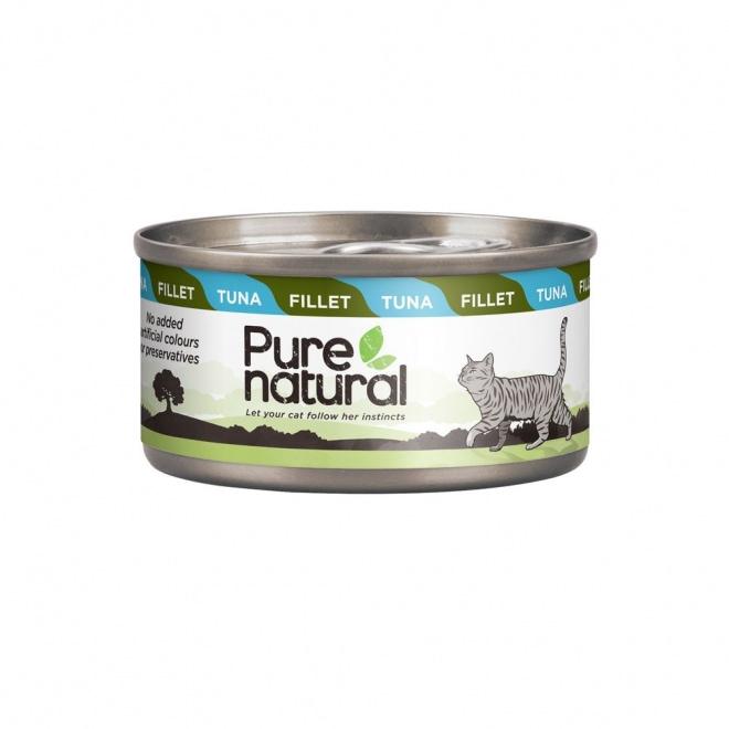 Purenatural Cat Fillet Tuna 70 g