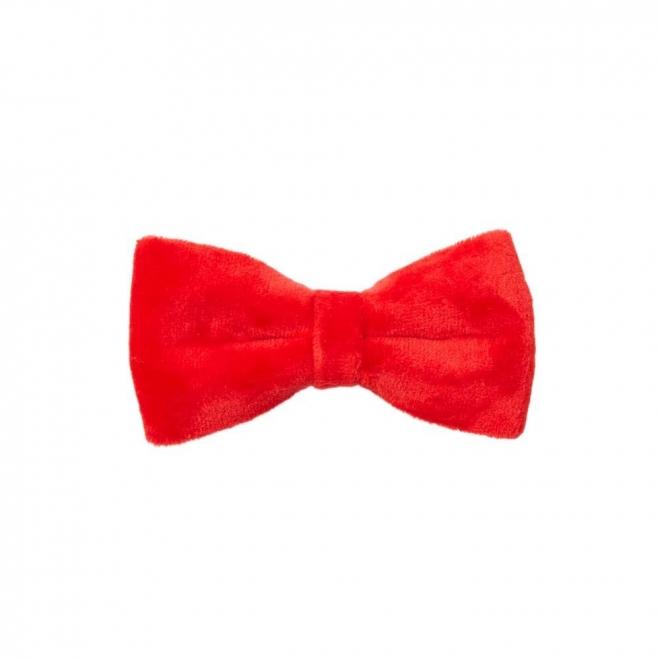 Little&Bigger Xmas Bow rusetti punainen
