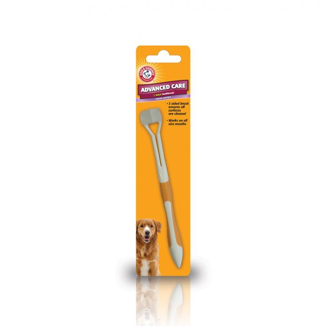 Arm&Hammer Dental 3-puolinen hammasharja