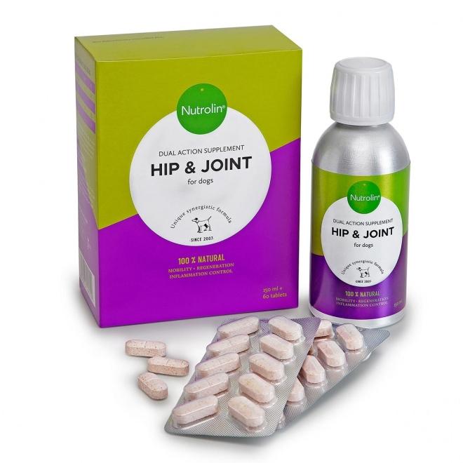 Nutrolin Nivel Moniteho Hip & Joint