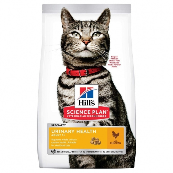 Hills Science Plan Feline Urinary Steril.