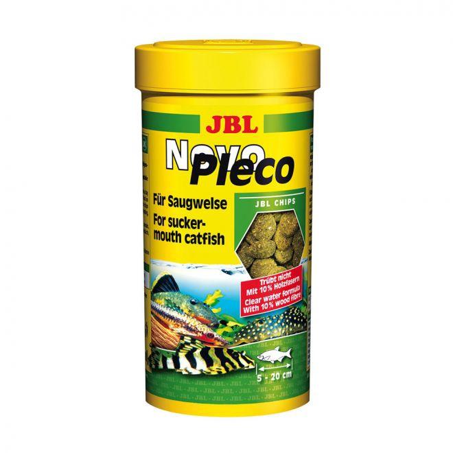 JBL NovoPleco kalanruoka 250 ml