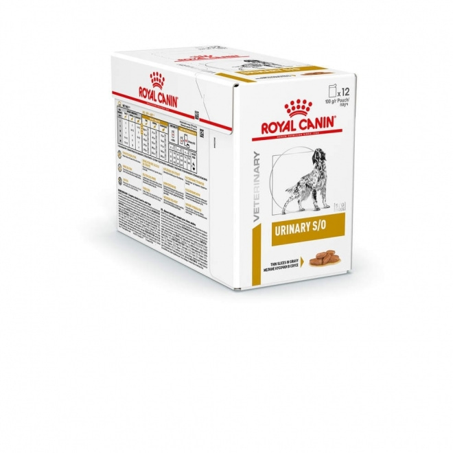 Royal Canin Veterinary Urinary  S/O wet 12x100g