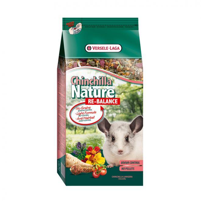 Versele-Laga Nature Chinchilla Re-Balance 700g