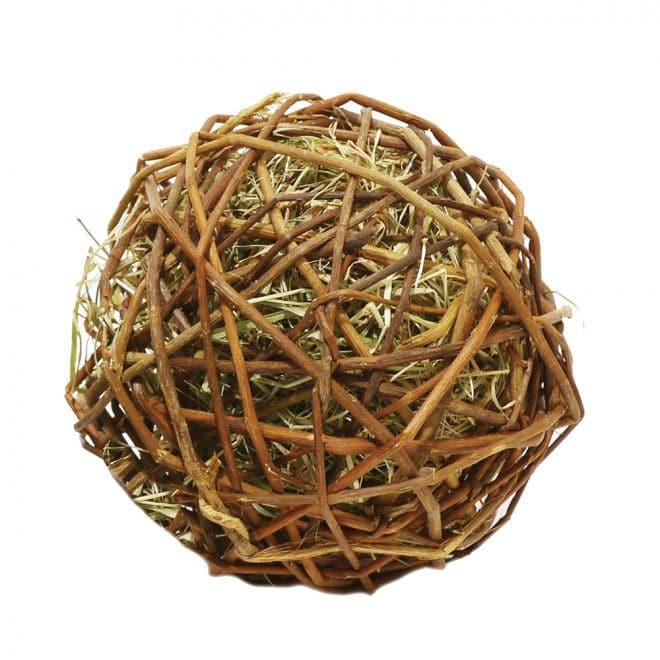 Rosewood Weave Pallo