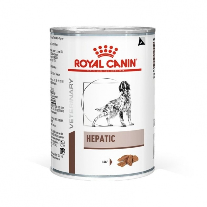 Royal Canin Veterinary Diet Dog Hepatic wet 12 x 420 g