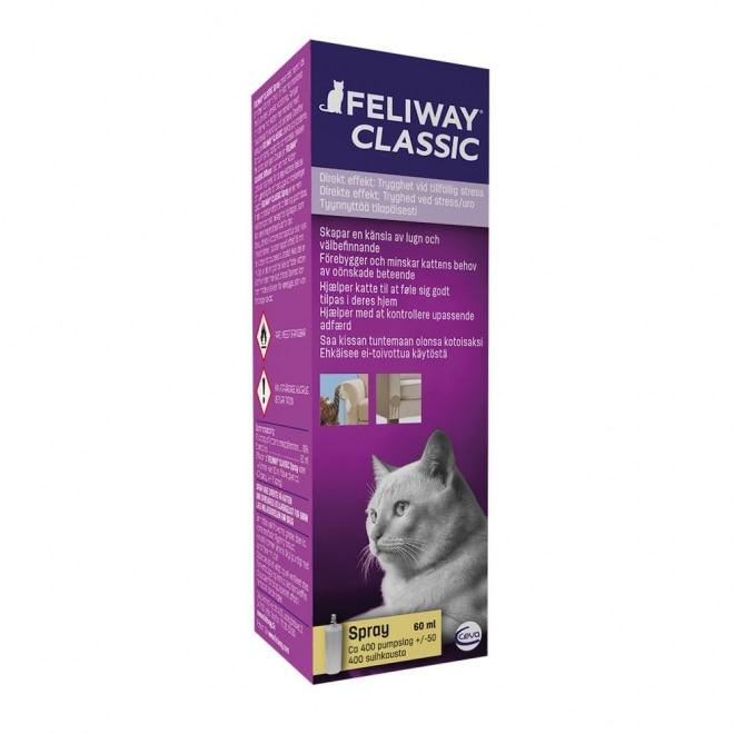 Feliway Classic-suihke (60 ml)