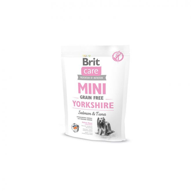 Brit Care Mini Grain Free Yorkshire Adult (400 g)