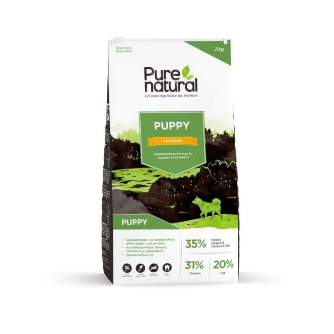 Purenatural Puppy Chicken (2 kg)