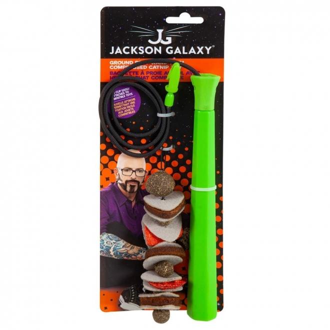Jackson Galaxy GroundWand kissanminttulelulla