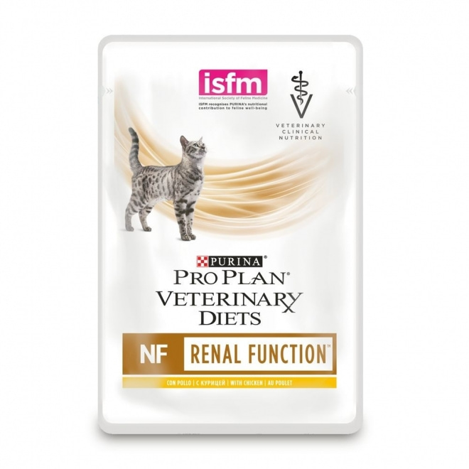 PP VD Cat NF RenalFunction kana 10x85g