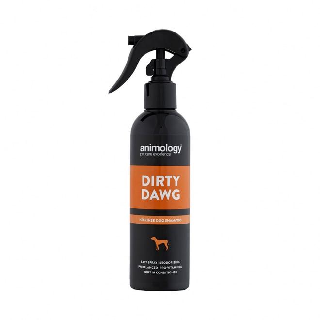 Animology Dirty Dawg kuivashampoo 250 ml