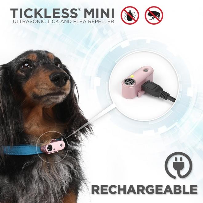 Tickless MINI DOG -punkkikarkotin koiralle