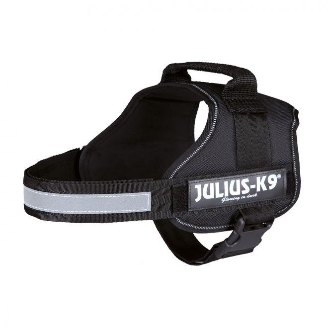 Trixie Julius-K9 valjas musta