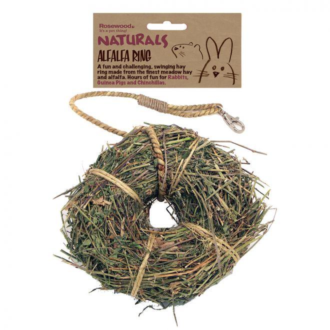 Rosewood Naturals Alfalfa-rengas