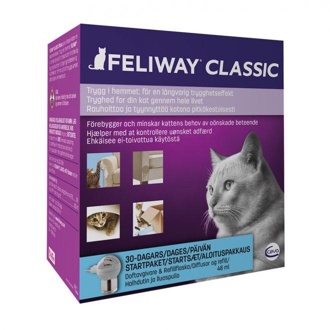 Feliway-haihdutin