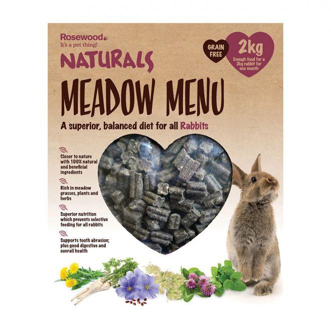 Rosewood Meadow Menu Rabbit