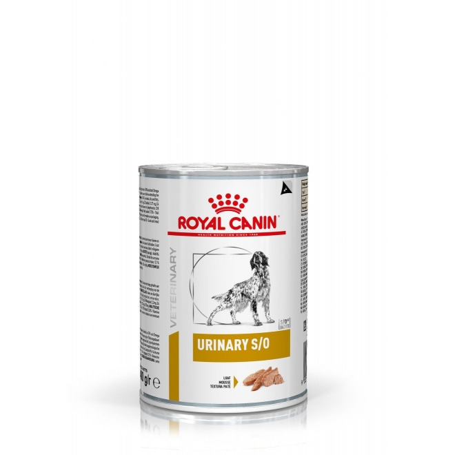 Royal Canin Veterinary Diet Dog Urinary S/O wet