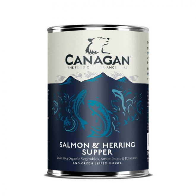 Canagan Salmon & Herring Supper