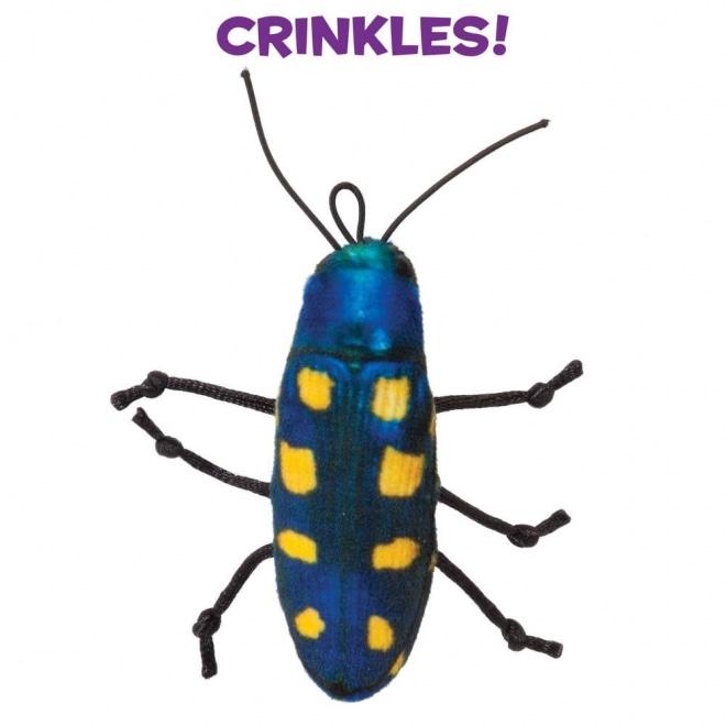 Jackson Galaxy Beetle kovakuoriaislelu