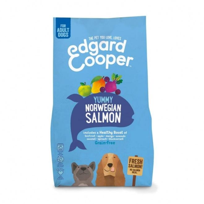 Edgard&Cooper Yummy Norwegian Salmon Grain Free (2,5 kg)