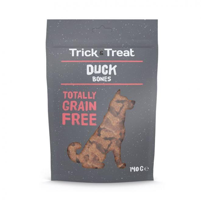 Trick&Treat Grain Free Ankkaluut 140 g