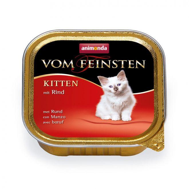 Animonda Vom Feinsten Kitten nauta 100g