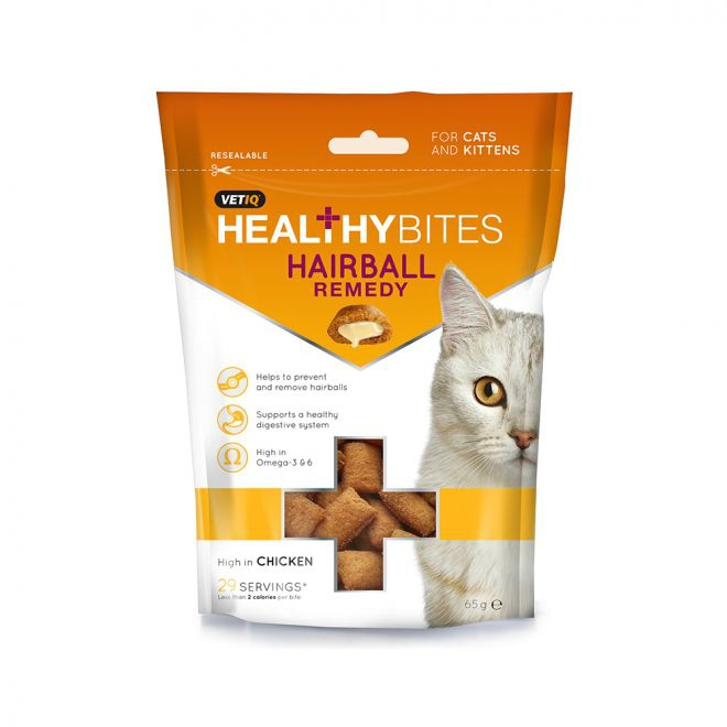 Healthy Bites Hairball 65 g