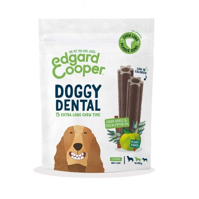 Edgard&Cooper Doggy Dental Omena & Eukalyptus (M)