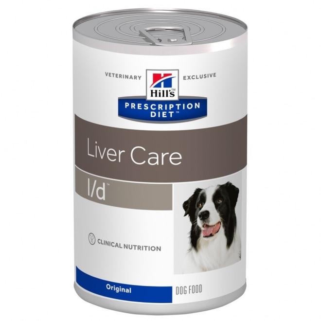 Hills Diet Dog l/d can 12x370g