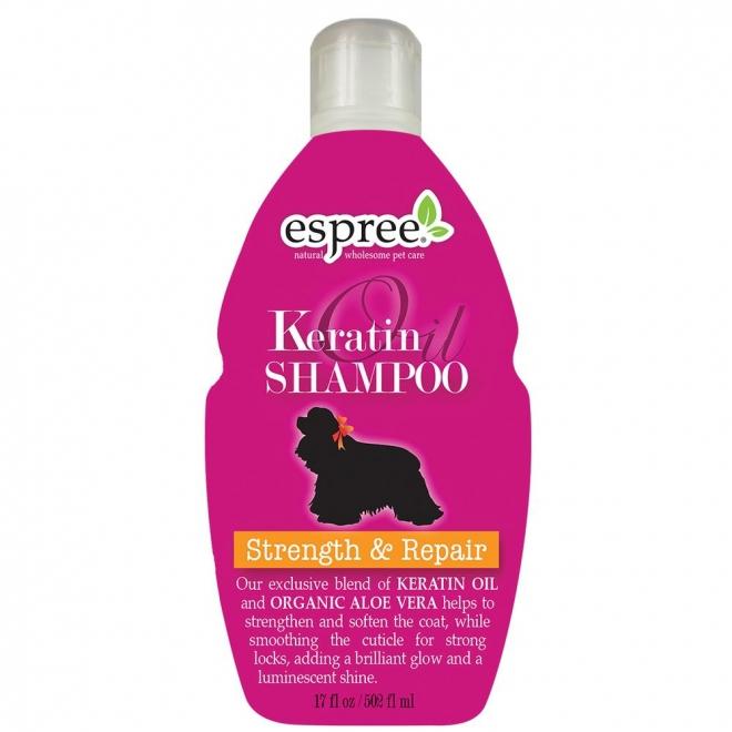 Espree Keratin Oil -shampoo